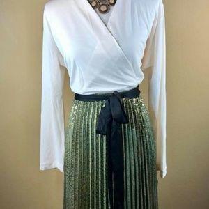 Elegant M Lularoe DeAnne Wrap Dress NWT